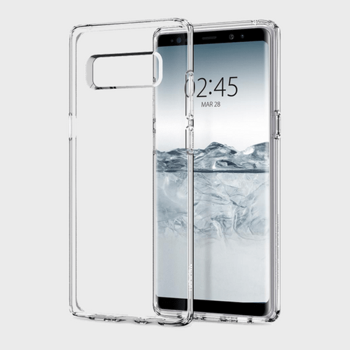 Spigen Samsung Galaxy Note 8 Liquid Crystal Clear price in Qatar