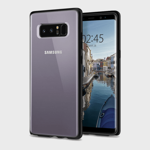 Spigen Samsung Galaxy Note 8 Ultra Hybrid Jet Black price in Qatar