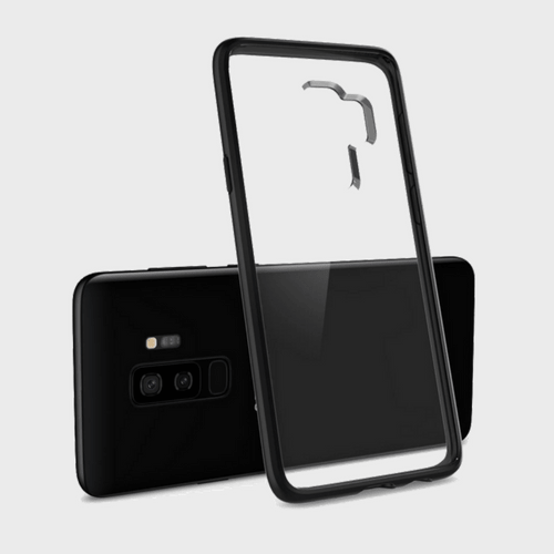 Spigen Samsung Galaxy S9 Plus Case Ultra Hybrid Matte Black price in Qatar