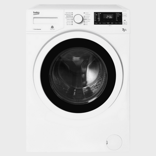 Beko Washer & Dryer WDJ7523023W 7/5Kg Price in Qatar Lulu