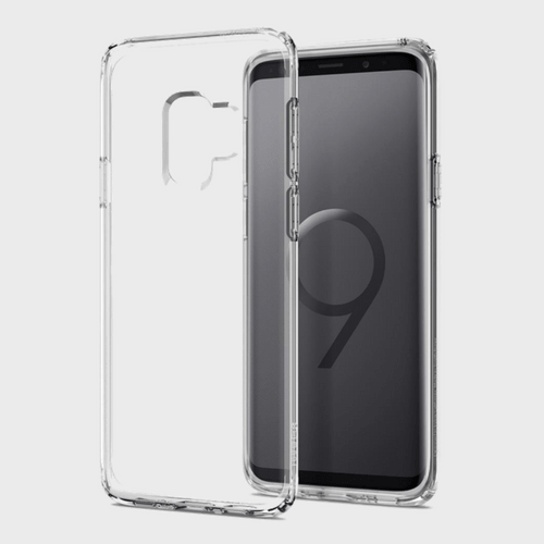 Samsung Galaxy S9 Case Liquid Crystal Clear price in Qatar