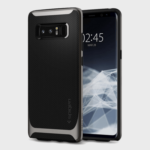 Spigen Samsung Galaxy Note 8 Case Neo Hybrid Gunmetal price in Qatar