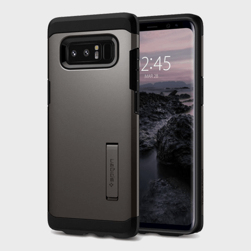 Spigen Samsung Galaxy Note 8 Tough Armor Gunmetal price in Qatar