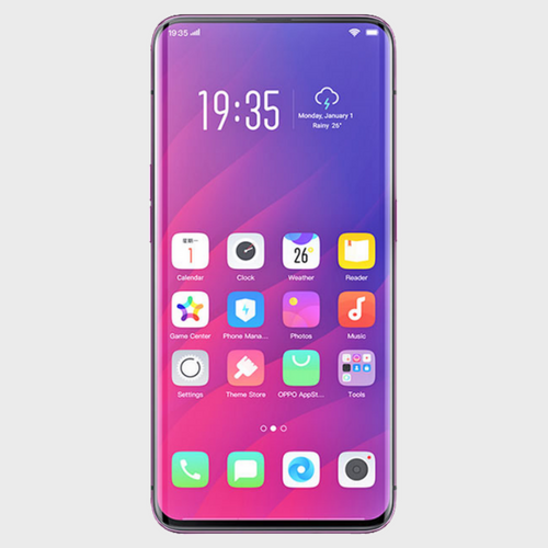 Oppo Find X Price in Qatar Lulu