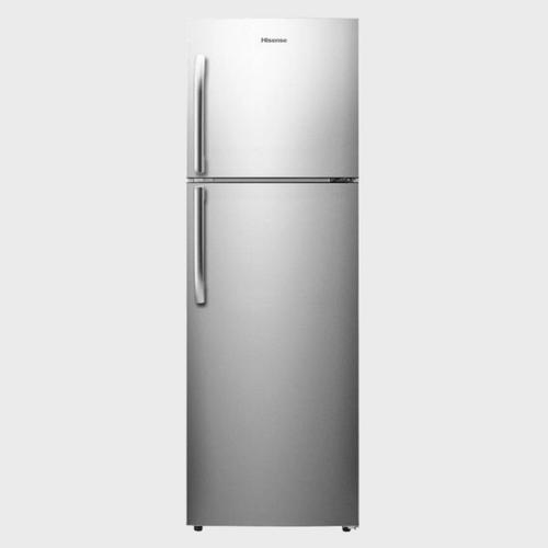 Hisense Double Door Refrigerator RT328N4DGN 328Ltr price in Qatar