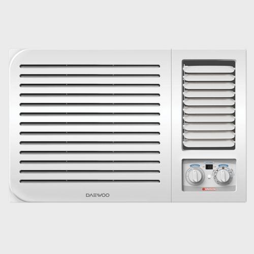 Daewoo Window Air Conditioner DWB-2448CT 2Ton price in Qatar