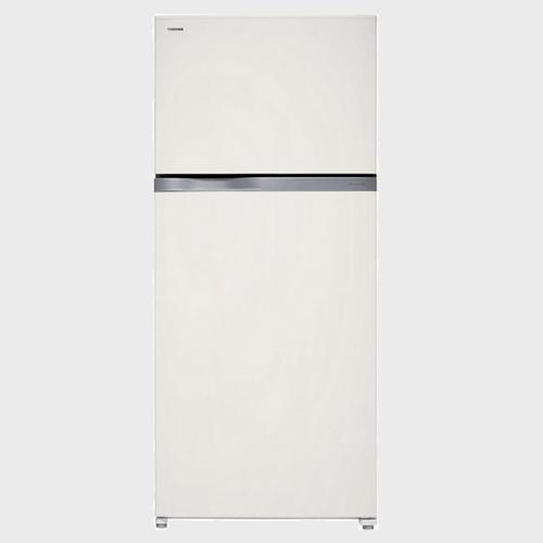 Toshiba Double Door Refrigerator GRT375UBZ 375Ltr price in Qatar