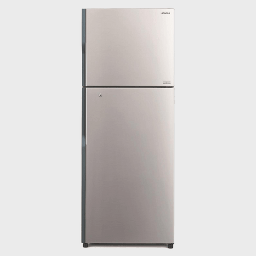 Hitachi Double Door Refrigerator RH330PK4KS 290Ltr price in Qatar