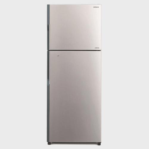 Hitachi Double Door Refrigerator RH360PK7KBSL 360Ltr price in Qatar