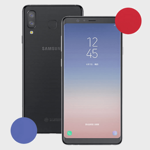 Samsung Galaxy A9 Star Price in Qatar and Doha