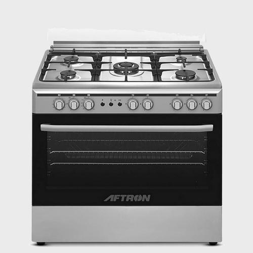 Aftron Cooking Range FGE9060FSD 90x60 5Burner price in Qatar