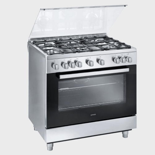 Gorenje Cooking Range GI922E10XKB 5Burner price in Qatar