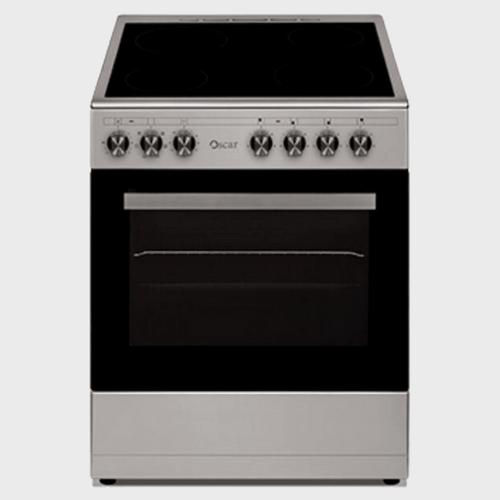 Oscar Ceramic Cooking Range 60604CZS 60x60 4Ceramic Hob price in Qatar