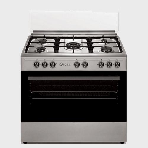 Oscar Electric Cooking Range 9060GE 90x60 5Burner price in Qatar