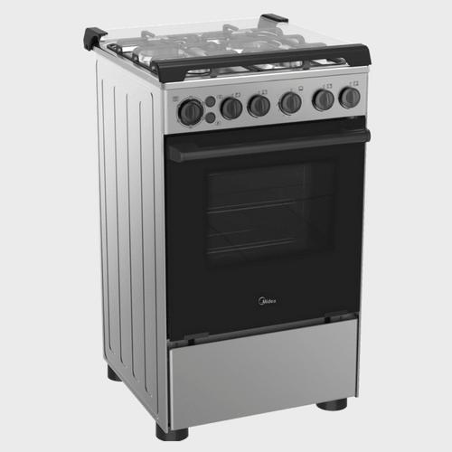 Midea Cooking Range BME55007FD 50x55 4Burner price in Qatar