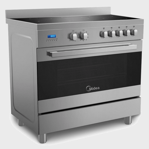 Midea Ceramic Cooking Range VSVC96048 90x60 5Burner price in Qatar