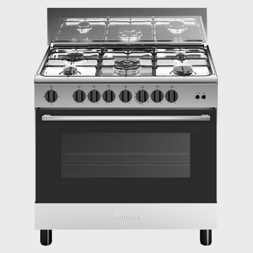 Bompani Cooking Range BO693MEL 90x60 5Burner price in Qatar