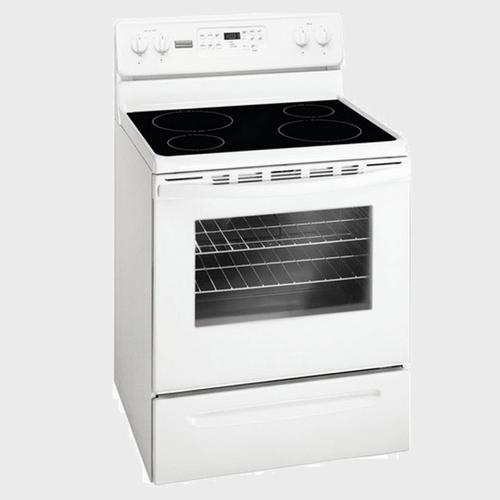 Frigidaire Ceramic Cooking Range MFF3025RW 4Ceramic Hob price in Qatar