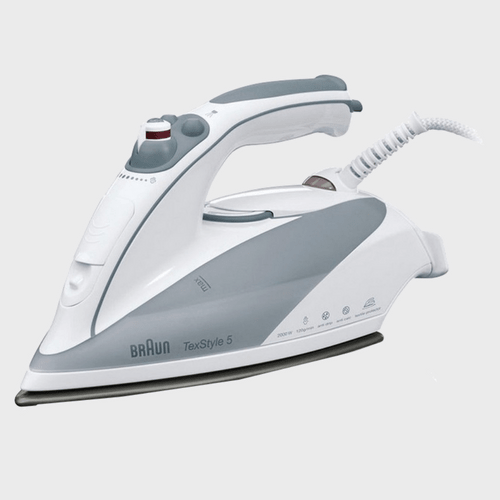 Braun Steam Iron Texstyle5 TS535TP price in Qatar