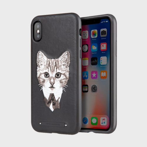 Viva Madrid Culto Feline Fine For iPhone X price in Qatar