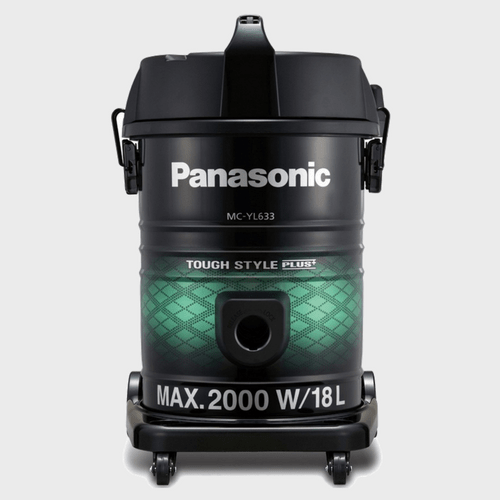 Panasonic Drum Vacuum Cleaner MC-YL633G747 price in Qatar
