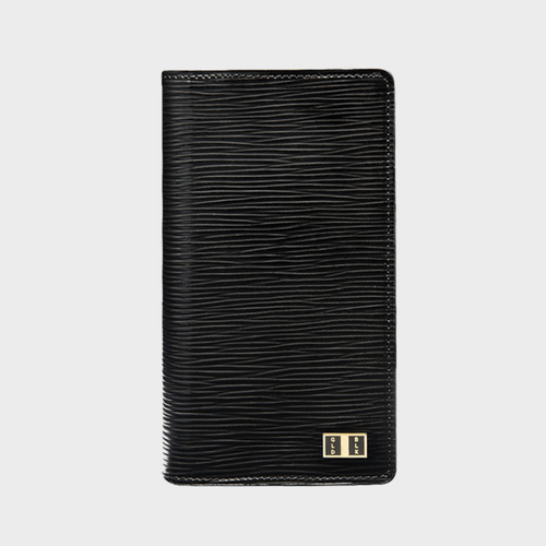 Goldblack Smart Wallet Billion Unico Black price in Qatar