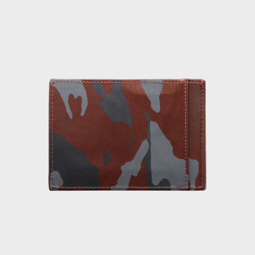 Goldblack Card Holder Bill Camouflage price in Qatar
