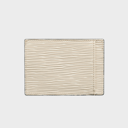 Goldblack Card Holder Bill Unico White price in Qatar