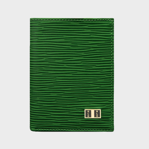 Goldblack Bifold Slim Wallet Unico Green price in Qatar