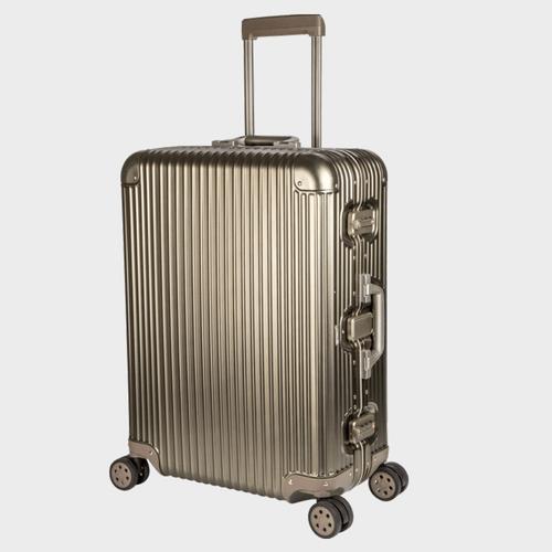 Wagon R 4 Wheel Aluminium ST20CSS Hard Trolley Price in Qatar