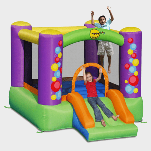 Happy Hop Bubble Slide Bouncer 9201B Price in Qatar