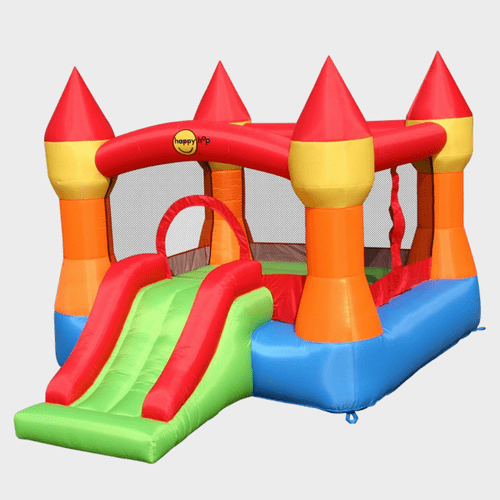 Happy Hop Castle Bouncer with Slide 9017N Price in Qatar Lulu