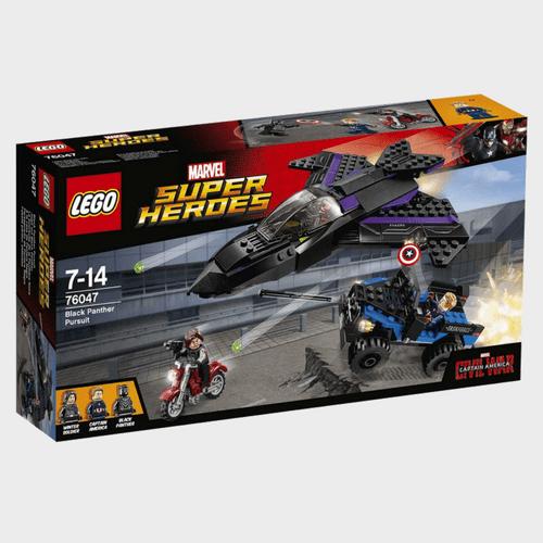 Lego Super Heroes Captain America Movie Bricks 76047 Price in Qatar