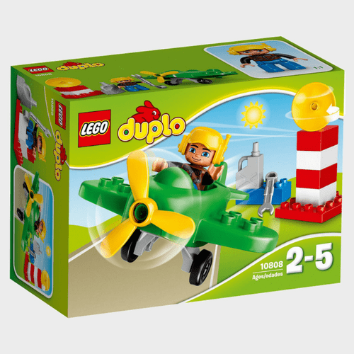 Lego Duplo Town Little Plane 10808 Price in Qatar