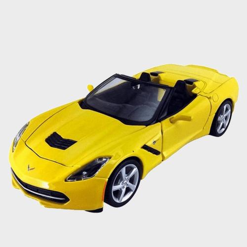 Maisto Corvette Stingray Convertible 31501 Price in Qatar