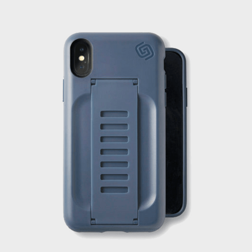 Grip2U iPhone X Boost Slate Blue Price in Qatar