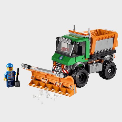 Lego City Great Vehicles Snowplow Truck 60083 Price in Qatar