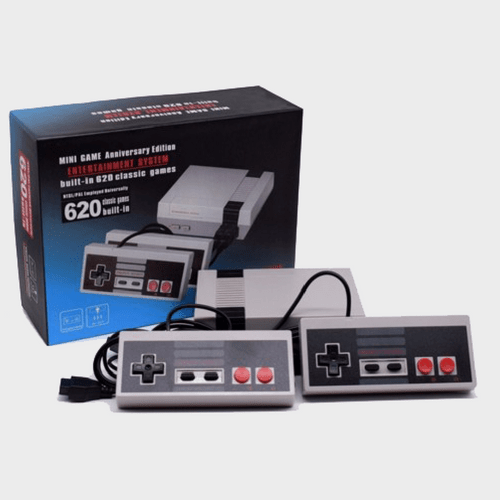 Mini Game Anniversary Edition Video Game System With Built in 620 Games Price in Qatar
