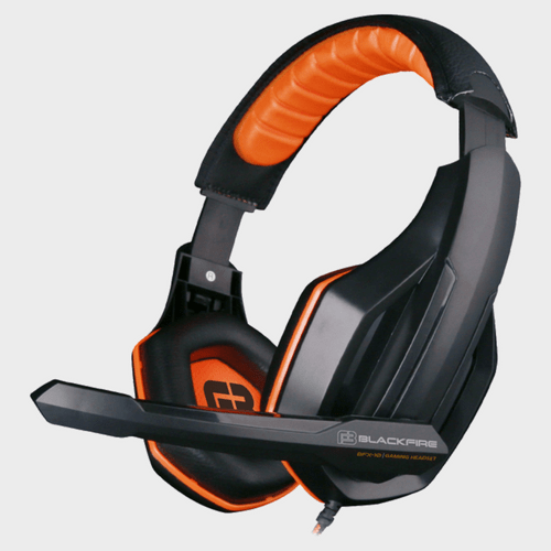 Black Fire Gaming Headset BFX-10 Price in Qatar Lulu
