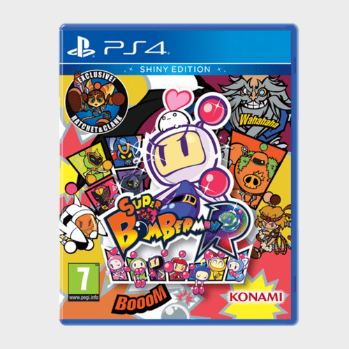 PS4 Super Bomberman R Shiny Edition Price in Qatar