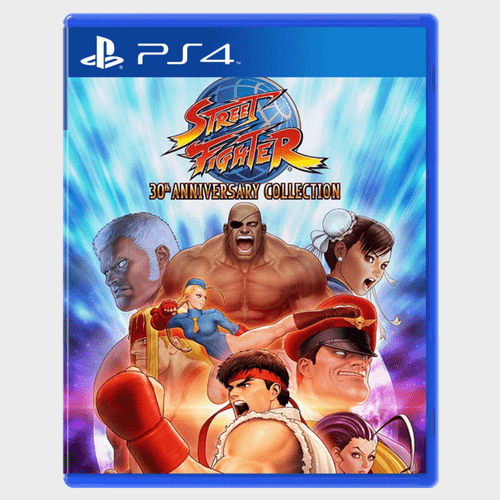 PS4 Street Fighter 30th Anniversary Price in Qatar