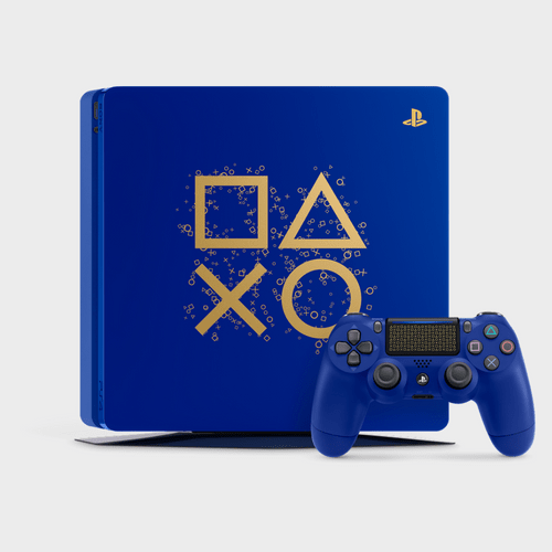 Sony PlayStation 4 500GB Slim Days Of Play Limited Edition price in Qatar