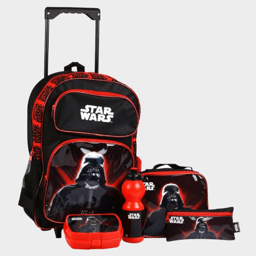 StarWars Trolley Value Pack Set of 5Pcs 160539 Price in Qatar