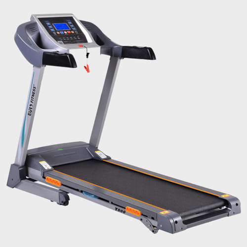 Euro Fitness Motorized Treadmill T800 2HP Price in Qatar