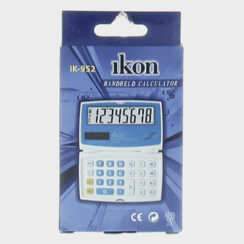 Ikon Handheld Calculator IK-952 Price in Qatar