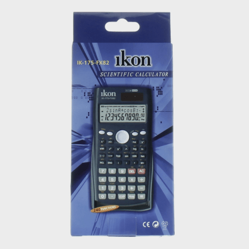 Ikon Scientific Calculator IK-175-FX82 Price in Qatar