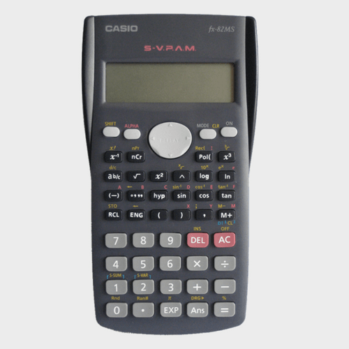 Casio Scientific Calculator FX-82MS Price in Qatar