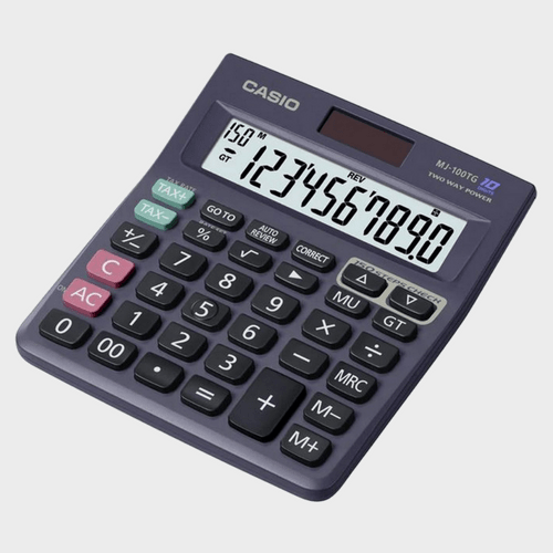 Casio Calculator MJ-100 Price in Qatar
