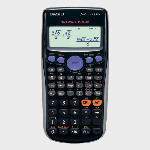 Casio Scientific Calculator FX-82ES PLUS Price in Qatar