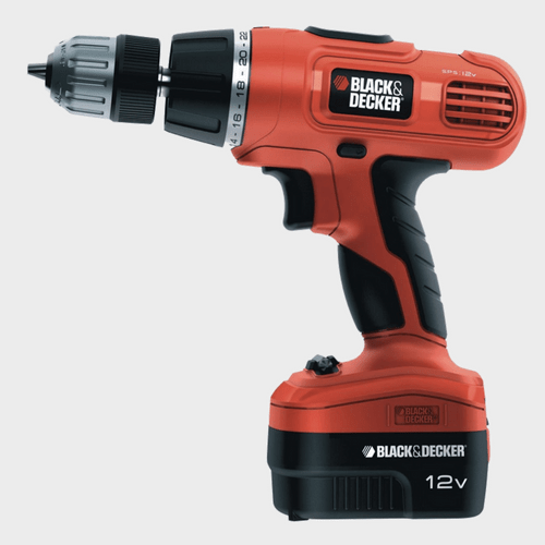 Black & Decker Cordless Hammer Drill EPC128BKQW Price in Qatar